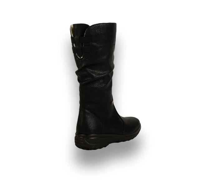 Rieker női csizma Z7073 00 Black