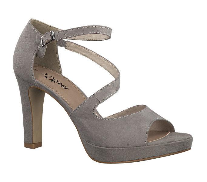 s.Oliver női szandál 5 28323 22 210 Női cipő webáruház