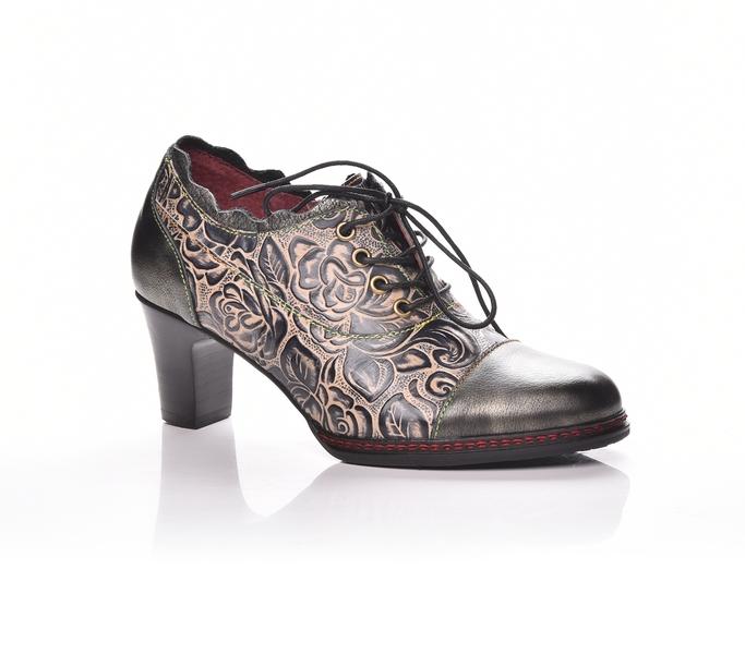 Laura Vita női cipő - Elcodieo 03 Acier